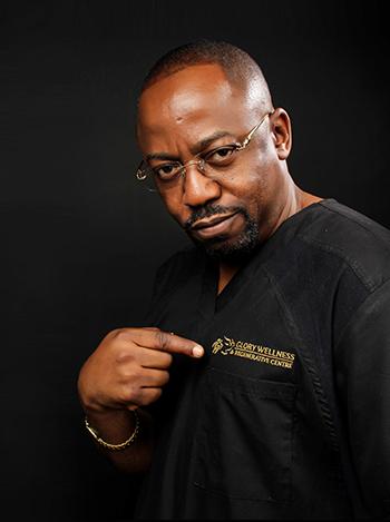 Dr. David Ikudayisi